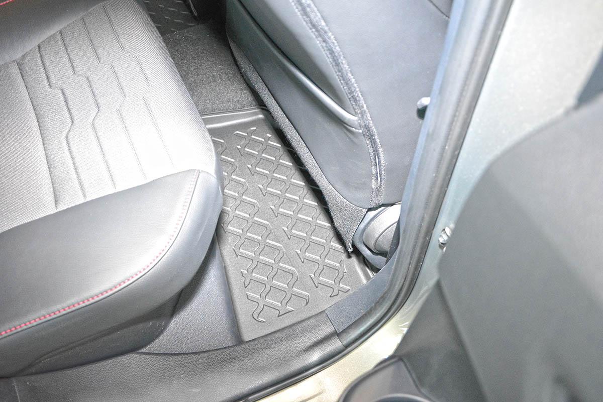 Ofuky oken Ford Ranger 4dveř přední 02-07 Heko