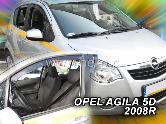 Ofuky Lancia Delta 5D 08R