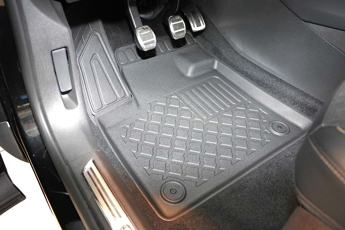 Ofuky oken Hyundai Atos 5dveř přední 98-01 Heko