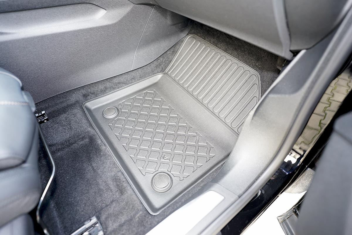 Ofuky oken Hyundai Atos 5dveř 98-01 před.+zadní Heko