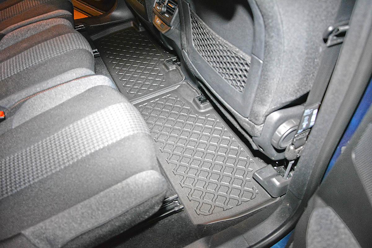 Ofuky oken Hyundai Santa FE II 5dveř přední 06- Heko