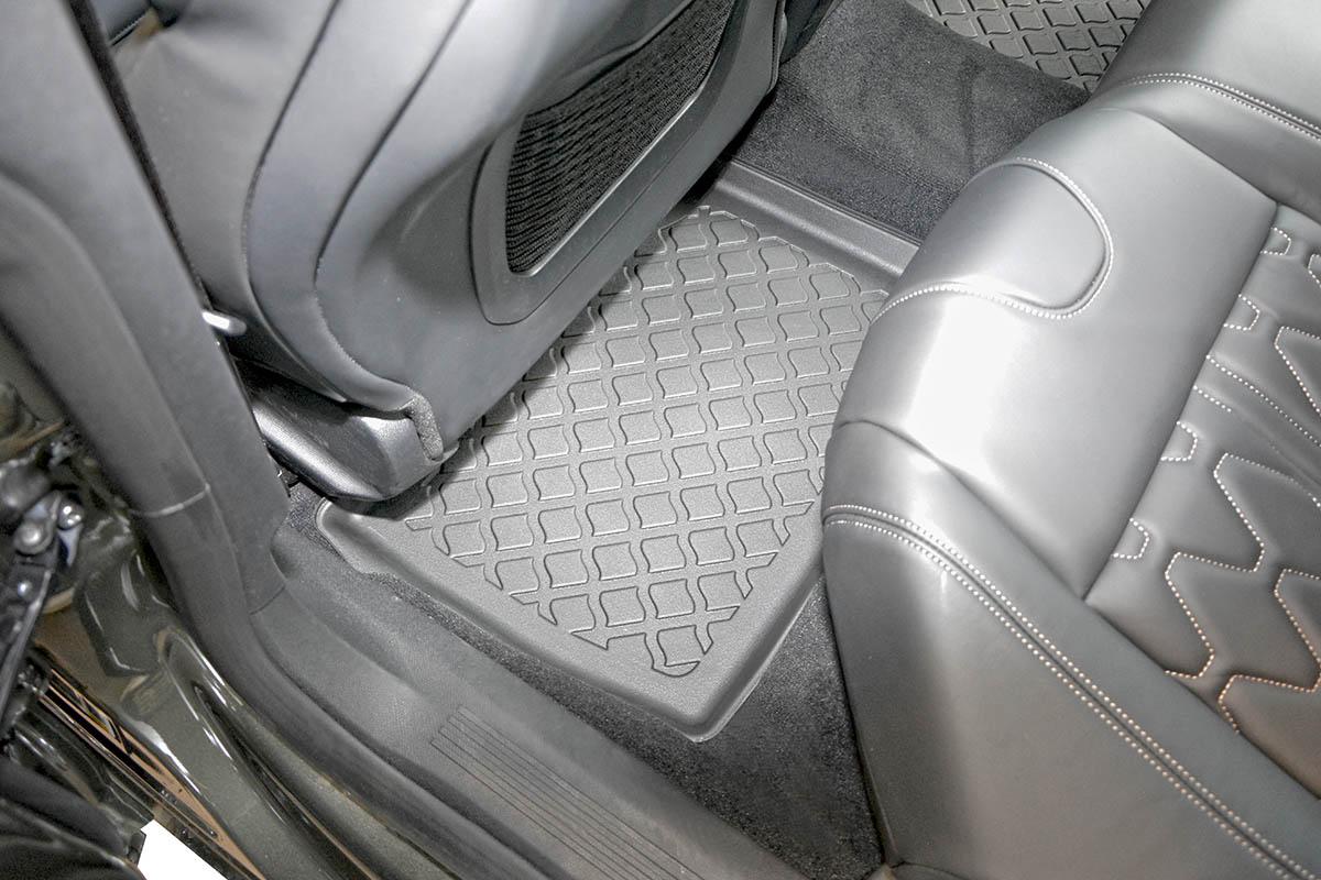Ofuky oken Hyundai Sonata 4dveř přední 05- Heko