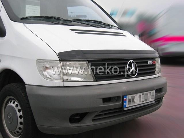 Ochranné lišty PLK Iveco Turbo Daily 99-06R