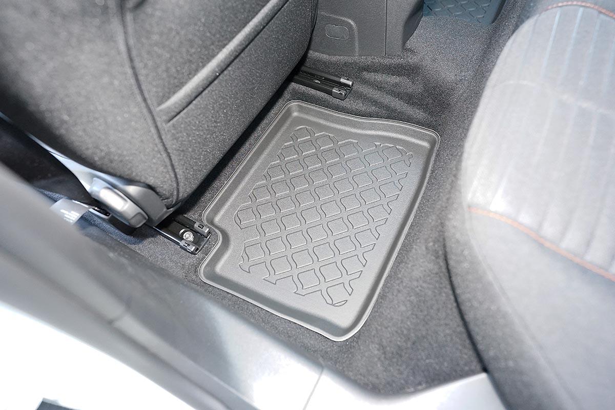 Ofuky Chevrolet Aveo 5D 04R (+zadní) htb