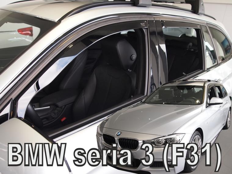 Ofuky oken Ford Fiesta 3dveř přední 17- Heko