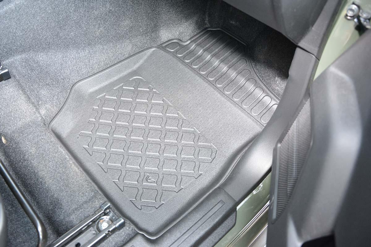 Ofuky Chevrolet Lacetti 5D 04R (+zadní) combi