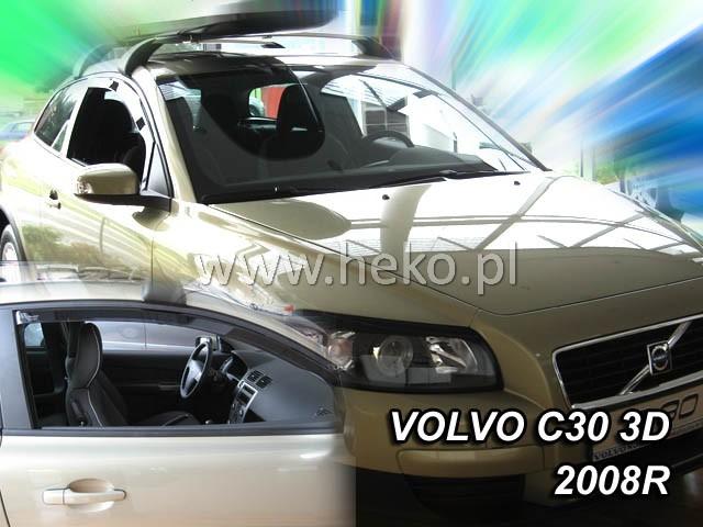 Ofuky oken BMW serie 3 F31 5dveř 12- před.+zadní combi Heko