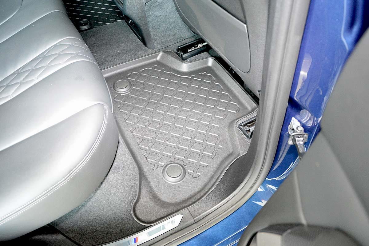 Ofuky Chrysler 300C 4D 04R (+zadní)