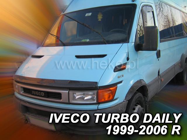 Ochranné lišty PLK Ford Transit 85-00R