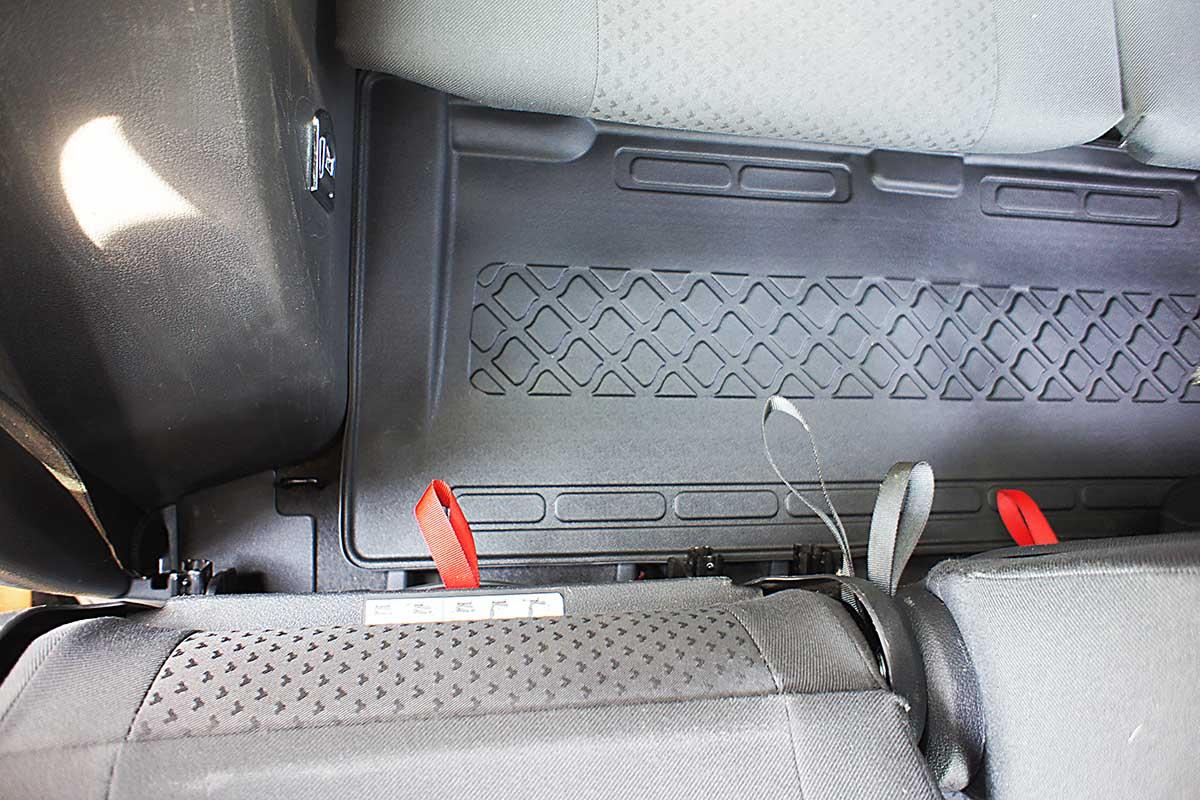 Ofuky Lada 2111 4D 00R (+zadní)