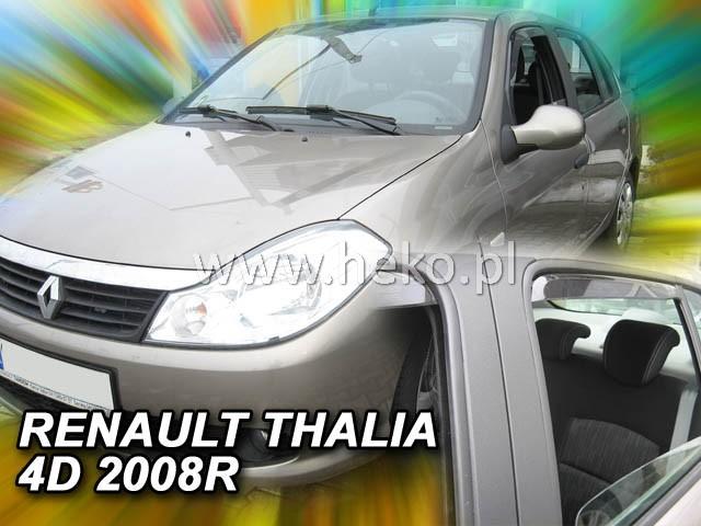 Ofuky oken Renault Thalia 4dveř přední 08- Heko