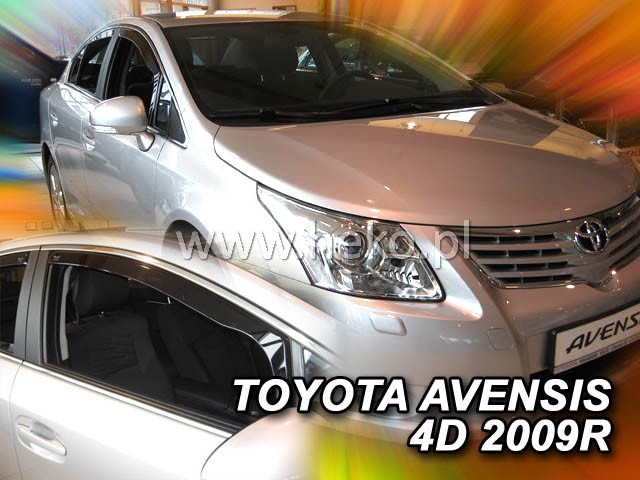 Ofuky Toyota Verso 5D 09R