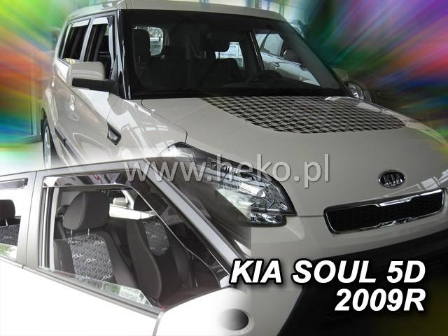 Ofuky Seat Ibiza 3D 09R