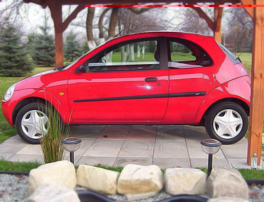 Ofuky Peugeot Partner 2D 02R