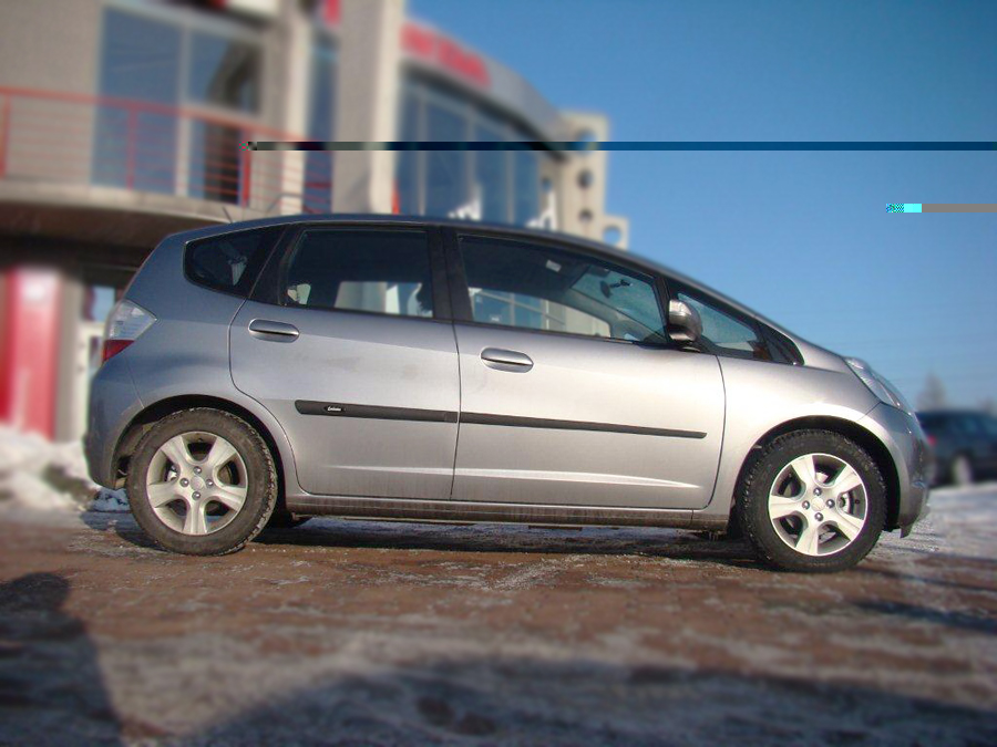 Ofuky Peugeot 1007  3D 05R