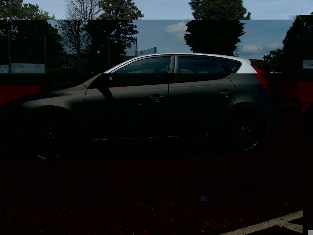 Ofuky oken Peugeot 3008 5dveř přední 09- Heko