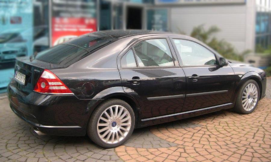 Vana do kufru Škoda Felicia 5D 95-99 combi