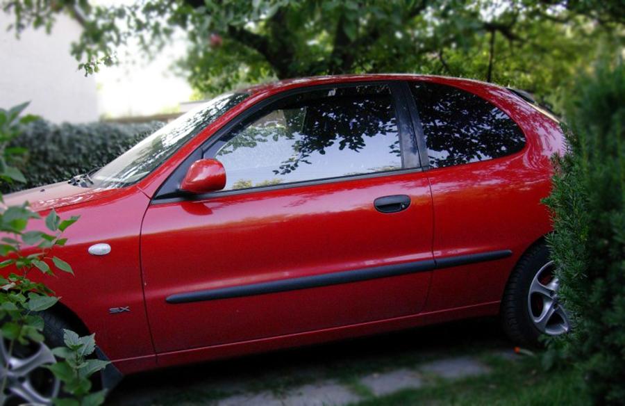Ofuky oken Renault Espeace 5dveř 97-02 před.+zadní Heko