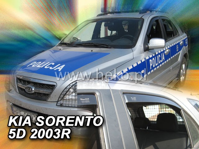 Ofuky Peugeot 3008 5D 09R
