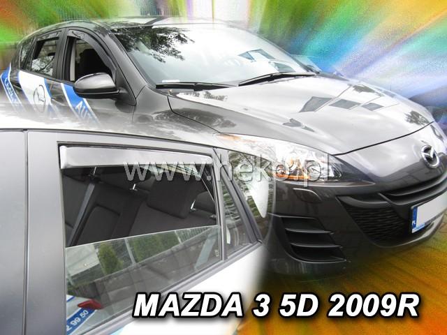 Ofuky Chevrolet Spark 5D 2010R