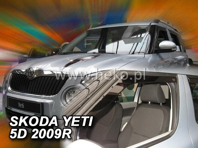 Ofuky Subaru Legacy 5D 10R (+zadní)