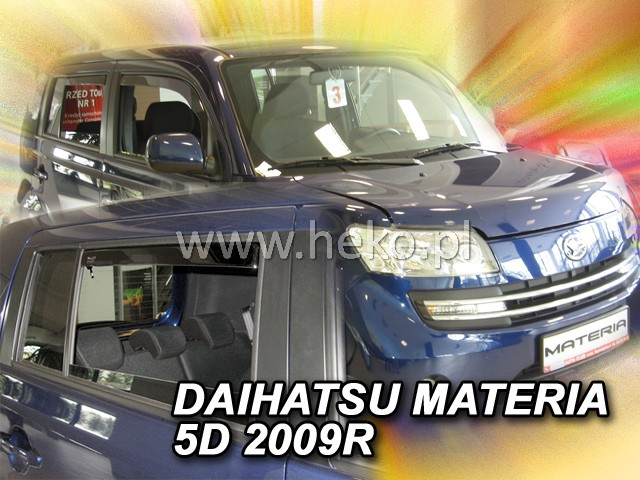 Ofuky Mitsubishi Endeavor 5D 04R