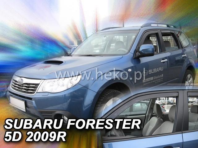 Ofuky oken Hyundai i20 3dveř 10- Heko