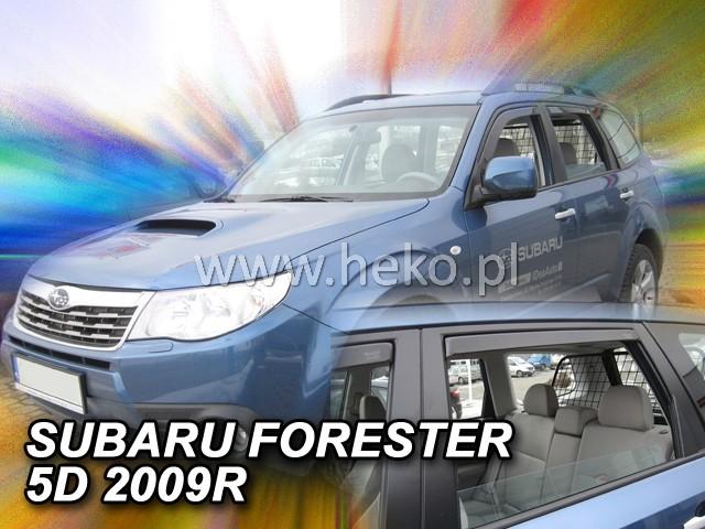 Ofuky Dacia Duster 5D 10R (+zadní)
