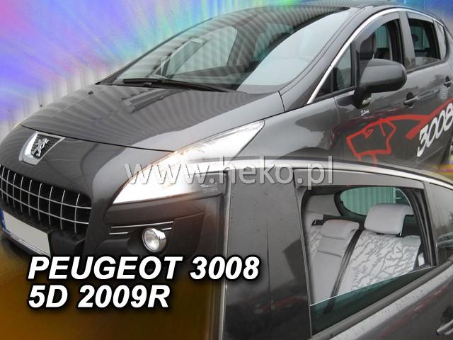 Ofuky BMW serie 3 E91 5D 05R (+zadní)combi