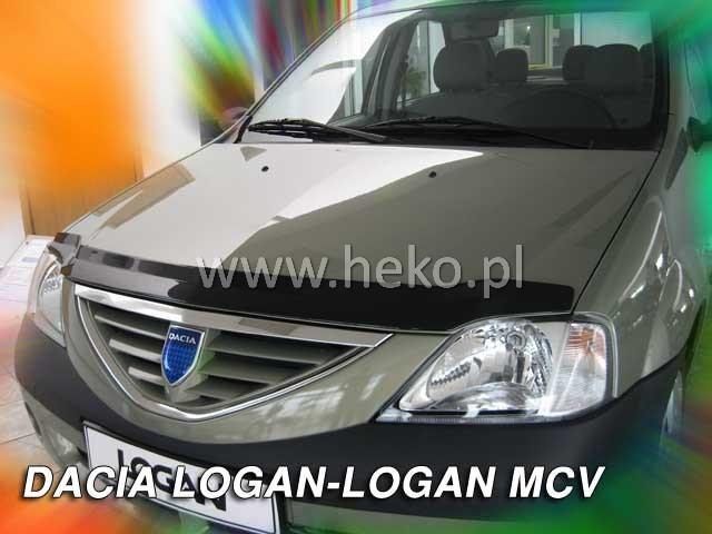 Ochranné lišty PLK Dacia Logan MCV 5D 07R