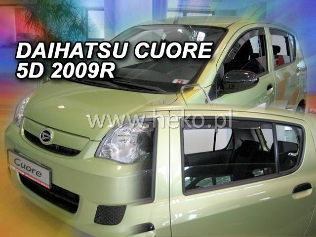 Ofuky Suzuki Swift 5D 11/10R  (+zadní)