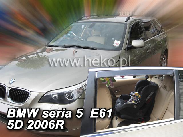 Ofuky oken Peugeot 5008 5dveř 10- před.+zadní Heko