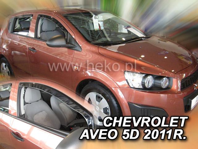 Ofuky Toyota Yaris 5D 09/11R