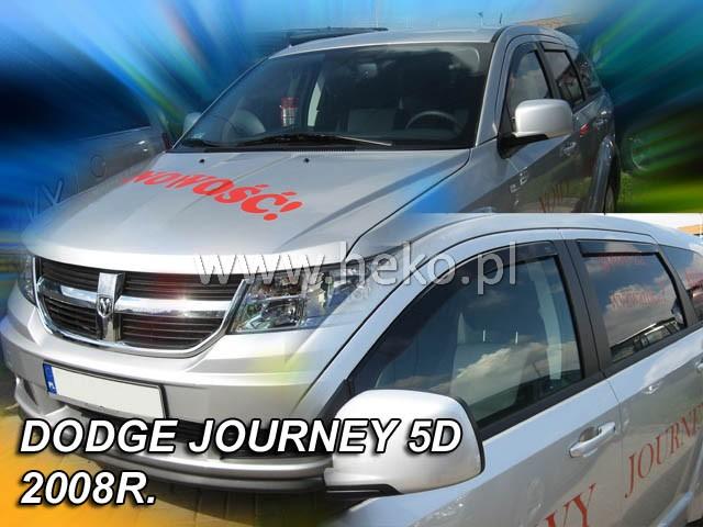 Ofuky oken Hyundai i40 5dveř přední 11- combi před.+zadní Heko