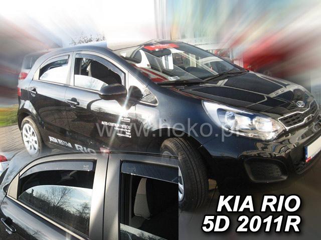 Ofuky Audi  A1 5D 12R (+zadní)