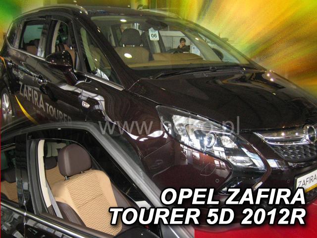 Ofuky oken Opel Zafira Toureg C 5dveř 12- před.+zadní Heko