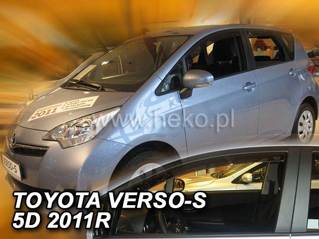Ofuky oken Opel Zafira Toureg C 5dveř přední 12- Heko