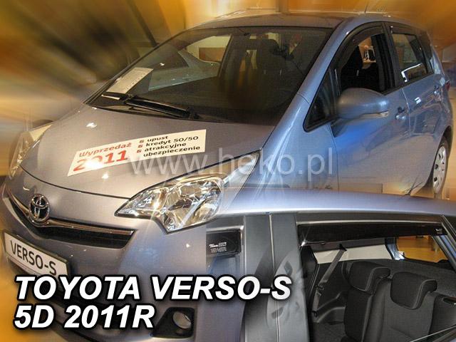 Ofuky Toyota Prius VI 5D 10R
