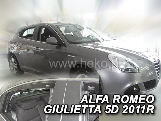 Ofuky Audi  Q3 5D 11R (+zadní)