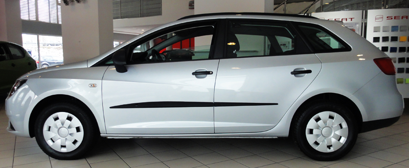 Ofuky oken Opel Corsa C 5dveř 00-06 před.+zadní Heko