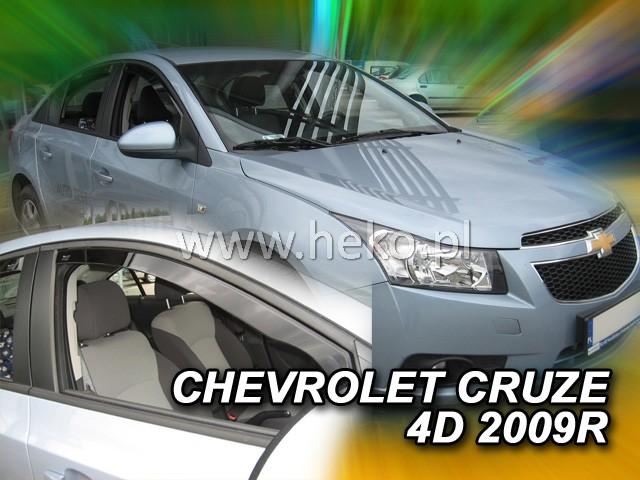 Ofuky Chevrolet Malibu IV 4D 12R