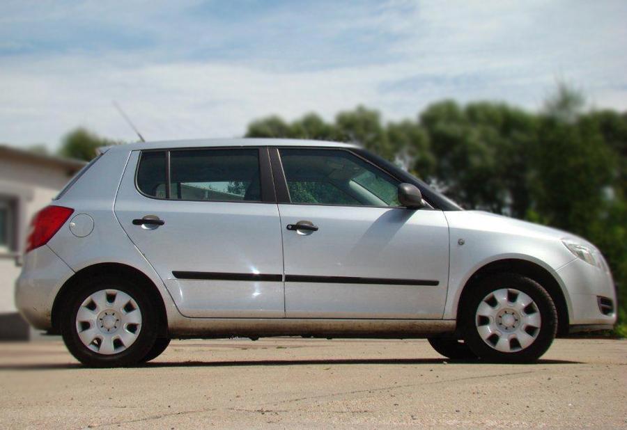 Ofuky oken Opel Senator 4dveř přední 86-93 Heko