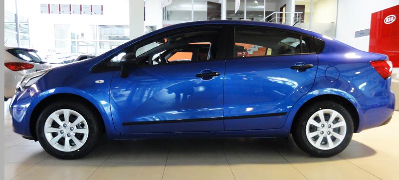 Ofuky oken Peugeot 207 3dveř přední 06- Heko