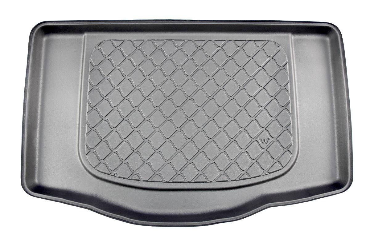 Gumové koberce Ford Fiesta 08R