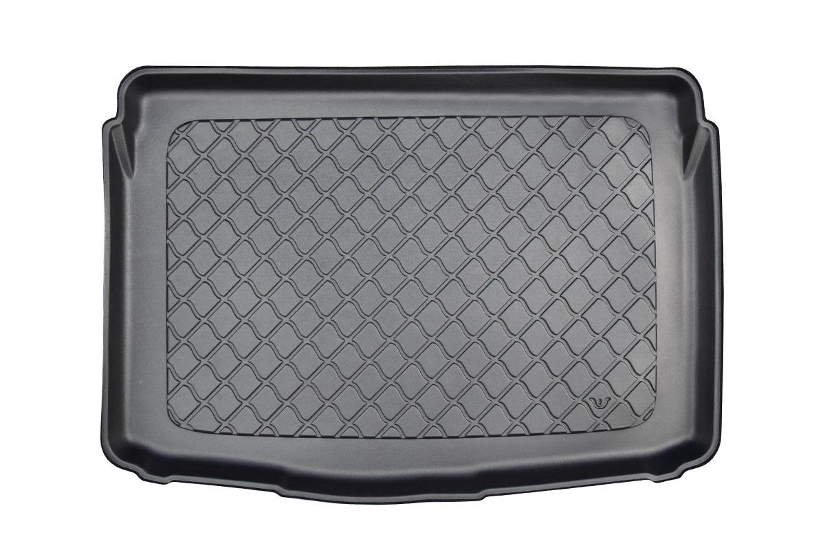 Gumové koberce Ford Galaxy/S-max 5míst 07R