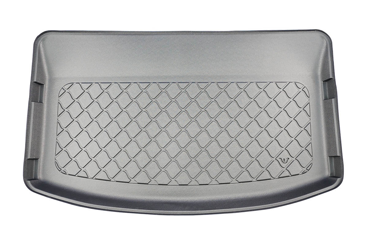 Gumové koberce Ford S Max/Galaxy 07R
