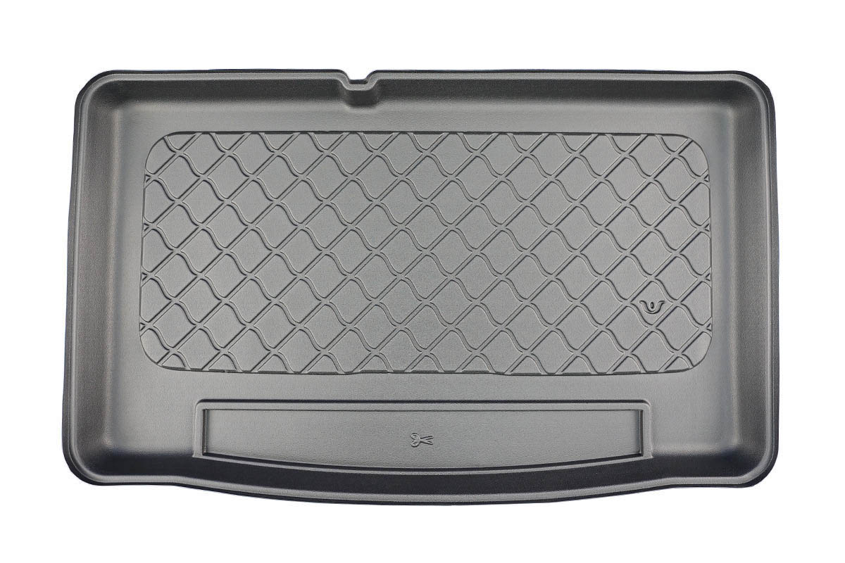Gumové koberce Chevrolet Aveo/Nubira/Lacetii/Kalos 04R