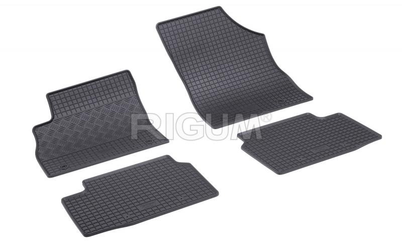 Gumové koberce Seat Alhambra 5m 95R/VW Sharan/Galaxy 5m 95R