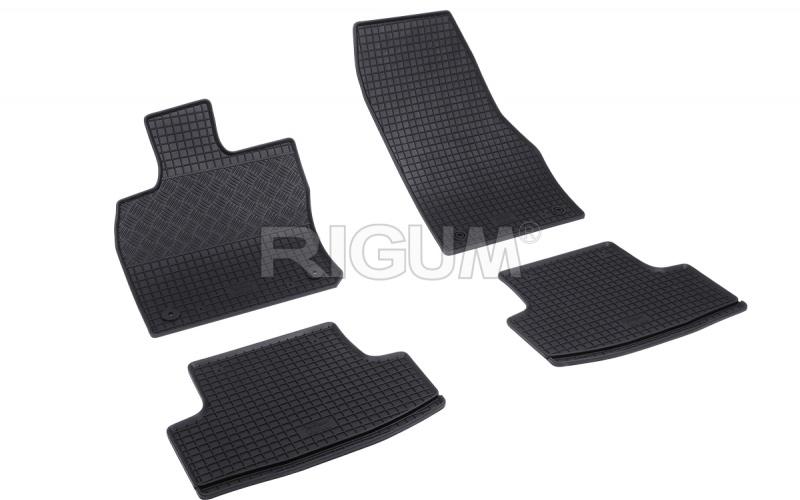 Gumové koberce Seat Cordoba 03R/Ibiza/Fabia/Polo 02/Fox