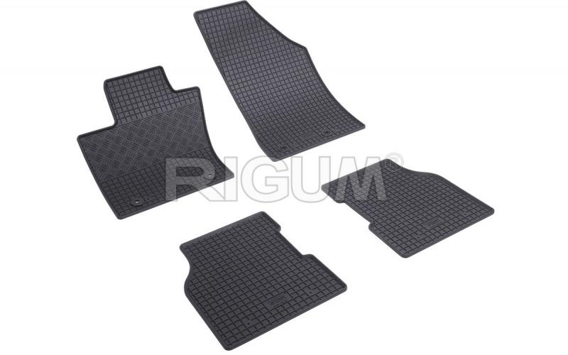 Gumové koberce Seat Exeo 09R/Audi A4 01-08R